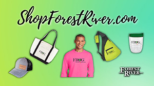 Hop to the Shop; Frog Merchandise and Apparel